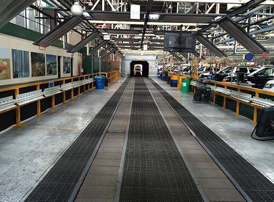 Automotive Conveyors And Automotive Conveyor Systems